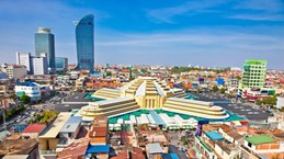 世行:柬埔寨经济增速放缓但仍能稳定地增长
