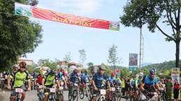 """2019年越南·老街与中国·红河""""两国一赛道""""国际自行车赛结束"""