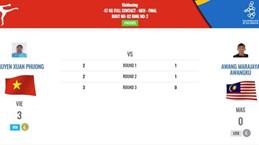 第30届东南亚运动会:越南获得96枚金牌 再次登上奖牌榜第二名
