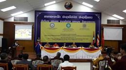 """题为""""老挝越南佛教:历史、现状和发展方向""""的研讨会在万象举行"""