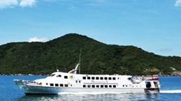 富国-南游高速船航线开通