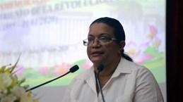 古巴国庆61周年庆典在胡志明市举行