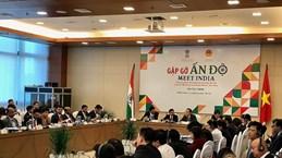 越南与印度充分发挥潜能  促进共同发展