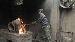 南定省意安铸铜手工业-生生不息的行业