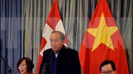 张和平在第50届世界经济论坛年会发表关于东盟的讲话