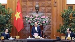 政府总理阮春福要求各部门和地方着手开展新型冠状病毒感染的肺炎疫情防控工作