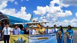 越南国家航空公司新开通三条航线