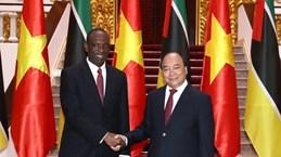 越南与莫桑比克建交45周年:两国各领域的合作取得积极进展