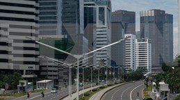 2020年印度尼西亚经济或将萎缩1.4%
