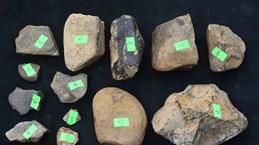 北件省三海湖国家公园内发现史前文化遗址