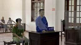越南贩运10块海洛因砖的被告人获死刑