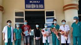 8月12日三例患者被宣布治愈