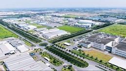 今年前8月永福省各工业区引进外商直接投资项目15个