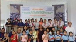 纪念越南与古巴建交60周年的儿童绘画比赛在胡志明市举行