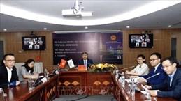 越南和阿尔及利亚在疫情中增加在线贸易促进活动