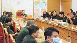 越南和南非军医加强合作应对新冠肺炎疫情