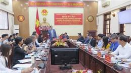促进越南太原省与以色列在高科技农业领域的合作