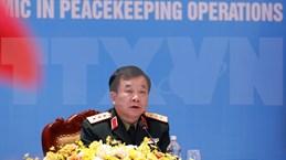 逐步将越南与新西兰的防务合作迈上新台阶