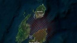 印度尼西亚发生5.9级地震