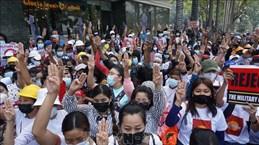 日本支持东盟向缅甸派遣特使