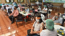 7月16日部分东南亚国家的新冠肺炎疫情形势