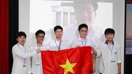 越南六名学生参加2021年国际数学奥林匹克竞赛