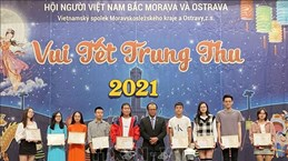 捷克-越南迎中秋友好文化交流活动在俄斯特拉发举行
