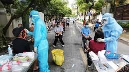 9月21日中午河内市新增新冠肺炎确诊病例10例 均为隔离人员