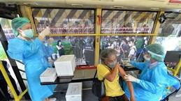 泰国和菲律宾新增新冠肺炎确诊病例继续增加