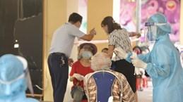 河内市对从南方回来的人员进行筛查 发现新冠肺炎确诊病例32例