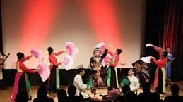 越南特色文化亮相法国梅斯市国际博览会