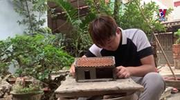 越南青年收集民间文化故事  极力维护传统价值