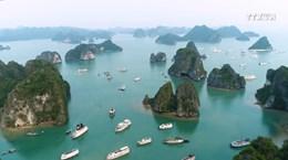 颇受国内外游客青睐的越南八处世界遗产