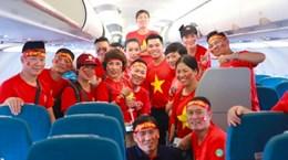 第30届东南亚运动会:越航增加飞往菲律宾航班班次 满足广大球迷看球出行需求
