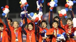 第30届东南亚运动会:越南代表团一日狂揽20金