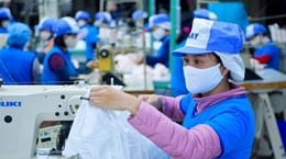 新冠肺炎疫情:2020年2月份Vinatex向市场供应600只抗菌口罩
