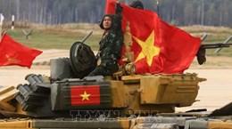 2020年国际军事比赛闭幕:越南代表团夺得优秀成绩