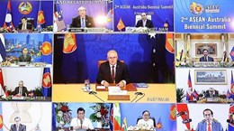 东盟与澳大利亚讨论未来合作方向