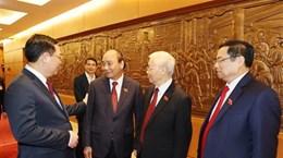 美媒对越南顺利选举产生新国家领导人给予高度评价
