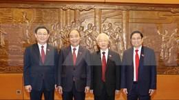 俄罗斯学者及媒体对越南新领导班子充满期待