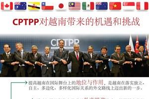 图表新闻: CPTPP对越南带来的机遇和挑战
