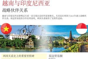 图表新闻:越南与印度尼西亚战略伙伴关系