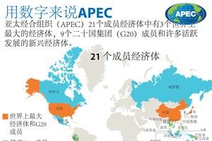 图表新闻:用数字来说APEC