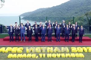 2017年APEC会议:促进区域合作 提高越南地位