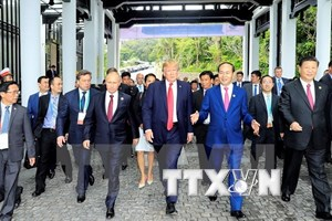 柬埔寨媒体高度评价越南多边外交成果