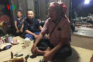 越南北江省侬族的庆生会