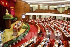 越南共产党第十二届中央委员会第八次全体会议今日上午在河内开幕