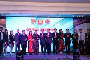 2018年东盟与中日韩年轻企业家论坛在胡志明市开幕