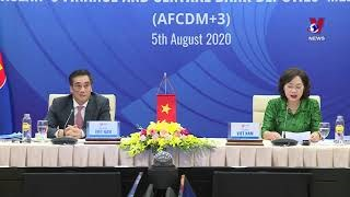 ASEAN+3财政部副部长与央行副行长会议在河内举行