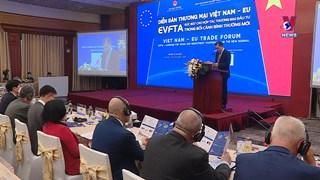 越南跻身欧盟前十大供应商之列